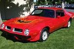1974 PONTIAC FIREBIRD TRANS AM 2 DOOR COUPE - Front 3/4 - 174601