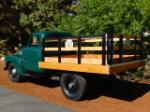 1949 CHEVROLET 3600 FLATBED TRUCK - Rear 3/4 - 174615