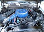 1972 MERCURY COUGAR 2 DOOR COUPE - Engine - 174628