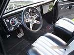1969 CHEVROLET C-10 CUSTOM PICKUP - Interior - 174631