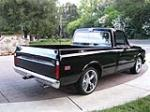 1969 CHEVROLET C-10 CUSTOM PICKUP - Rear 3/4 - 174631