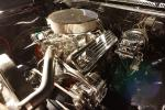 1967 CHEVROLET CHEVELLE MALIBU CUSTOM CONVERTIBLE - Engine - 174655