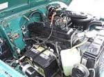 1973 TOYOTA LAND CRUISER FJ-40 2 DOOR HARDTOP - Engine - 174688