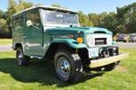 1973 TOYOTA LAND CRUISER FJ-40 2 DOOR HARDTOP - Side Profile - 174688