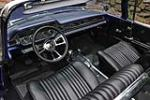 1960 PONTIAC CATALINA CONVERTIBLE - Interior - 174709