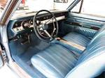 1968 PLYMOUTH BARRACUDA FORMULA S FASTBACK - Interior - 174723