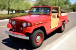1969 JEEP JEEPSTER COMMANDO ROADSTER - Front 3/4 - 174763