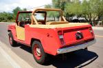 1969 JEEP JEEPSTER COMMANDO ROADSTER - Rear 3/4 - 174763