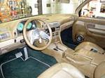 1961 CHEVROLET IMPALA CUSTOM 2 DOOR HARDTOP - Interior - 175152