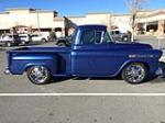 1959 CHEVROLET 3200 CUSTOM PICKUP - Side Profile - 175178