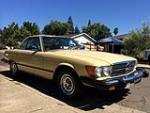 1978 MERCEDES-BENZ 450SL ROADSTER - 175212