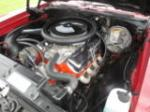 1971 CHEVROLET CHEVELLE CONVERTIBLE - Engine - 176892