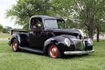 1941 FORD CUSTOM PICKUP - Front 3/4 - 177000