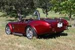 1965 SHELBY COBRA RE-CREATION ROADSTER - Rear 3/4 - 177093