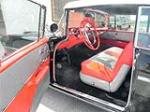1957 CHEVROLET BEL AIR CONVERTIBLE - Interior - 177107