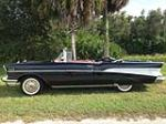 1957 CHEVROLET BEL AIR CONVERTIBLE - Side Profile - 177107