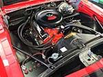 1967 CHEVROLET CAMARO RS/SS CONVERTIBLE - Engine - 177129