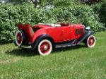 1932 CHEVROLET CONFEDERATE SPORTS ROADSTER - Side Profile - 177153