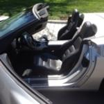 2005 CHEVROLET CORVETTE CONVERTIBLE - Interior - 177167