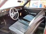 1967 CHEVROLET CHEVELLE CUSTOM 2 DOOR HARDTOP - Interior - 177175