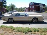 1978 LINCOLN CONTINENTAL MARK V 2 DOOR CARTIER DESIGNER EDITION - Side Profile - 177204