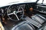1967 PONTIAC FIREBIRD 400 2 DOOR COUPE - Interior - 177220