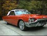 1965 FORD THUNDERBIRD CONVERTIBLE -  - 17723