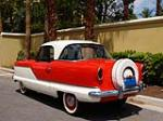 1959 NASH METROPOLITAN 2 DOOR COUPE - Rear 3/4 - 177276