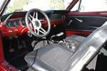 1966 FORD MUSTANG 2 DOOR HARDTOP - Interior - 177301