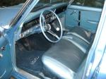1966 CHEVROLET NOVA CUSTOM 4 DOOR STATION WAGON - Interior - 177382