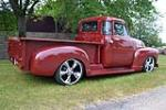 1953 CHEVROLET 3100 CUSTOM PICKUP - Rear 3/4 - 177391