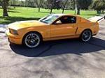 2007 SHELBY GT500 2 DOOR COUPE - Front 3/4 - 177435