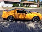 2007 SHELBY GT500 2 DOOR COUPE - Side Profile - 177435