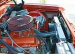 1964 CHEVROLET MALIBU CUSTOM CONVERTIBLE - Engine - 177543