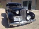 1937 CADILLAC FLEETWOOD SERIES 75 LIMOUSINE - Front 3/4 - 177561