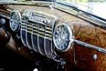 1941 CADILLAC FLEETWOOD 4 DOOR SEDAN - Interior - 177692