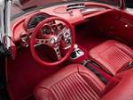 1961 CHEVROLET CORVETTE CUSTOM CONVERTIBLE - Interior - 178484