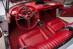"1962 CHEVROLET CORVETTE CONVERTIBLE ""FUELIE"" - Interior - 178568"