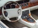 1998 JAGUAR XK8 CONVERTIBLE - Interior - 178692