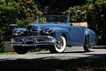 1948 LINCOLN CONTINENTAL CONVERTIBLE - Front 3/4 - 178709