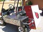 1977 CLUB CUSTOM GOLF CART - Side Profile - 179601