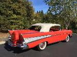 1957 CHEVROLET BEL AIR CONVERTIBLE - Rear 3/4 - 179969