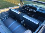 1963 CHEVROLET IMPALA SS 409 CONVERTIBLE - Interior - 179970