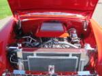 1955 CHEVROLET BEL AIR CUSTOM CONVERTIBLE - Engine - 179996