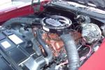 1969 OLDSMOBILE 442 CONVERTIBLE - Engine - 180193