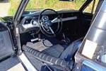1968 PLYMOUTH BARRACUDA FASTBACK - Interior - 180234