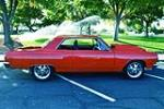 1965 CHEVROLET CHEVELLE CUSTOM - Side Profile - 180257