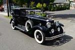 1929 CADILLAC FLEETWOOD TRANSFORMABLE TOWN CABRIOLET - Front 3/4 - 180284