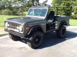 1976 FORD BRONCO CUSTOM SUV - Front 3/4 - 180347