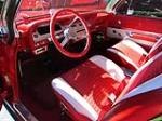 1961 CHEVROLET IMPALA BUBBLE-TOP CUSTOM - Interior - 180401